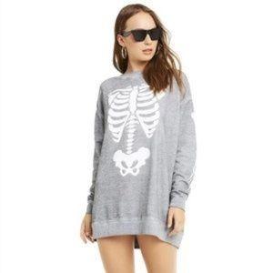 Wildfox X-Ray Vision Roadtrip sweatshirt NWT Sz
